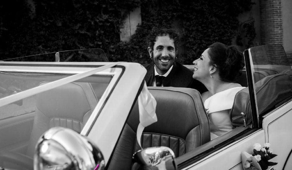 La boda de Alberto y Ana en Velilla De San Antonio, Madrid