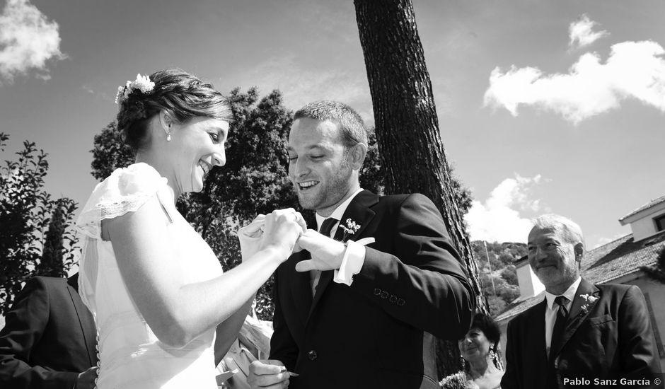 La boda de Marcos y Amapola en Siguenza, Guadalajara