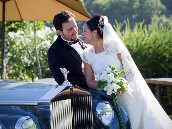 La boda de Paloma y Alfonso