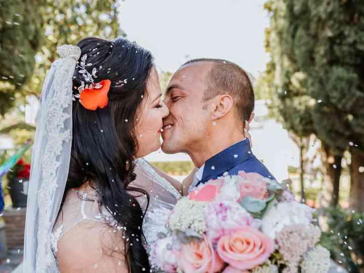 La boda de Elisabeth y Rafael