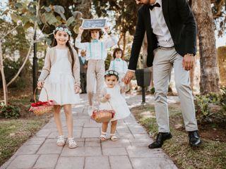 La boda de Elisabeth y Rafael 2