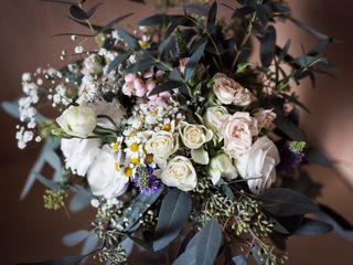 La boda de Fabiana y Harri 1