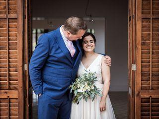 La boda de Fabiana y Harri