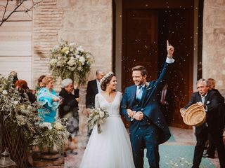 La boda de Yolanda y Diego