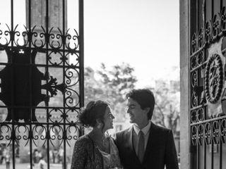 La boda de Joana y Adrià 2