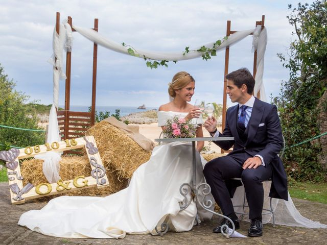 La boda de Gonzalo y Oihana en Noja, Cantabria 2