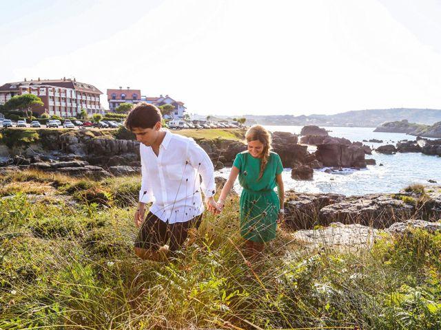 La boda de Gonzalo y Oihana en Noja, Cantabria 6