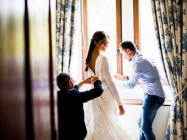 La boda de Carlos y Claudia en Las Fraguas, Cantabria 29