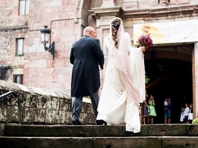La boda de Carlos y Claudia en Las Fraguas, Cantabria 41