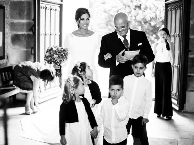 La boda de Carlos y Claudia en Las Fraguas, Cantabria 42