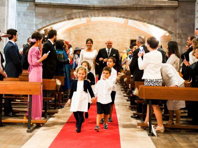 La boda de Carlos y Claudia en Las Fraguas, Cantabria 45