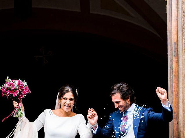 La boda de Carlos y Claudia en Las Fraguas, Cantabria 52