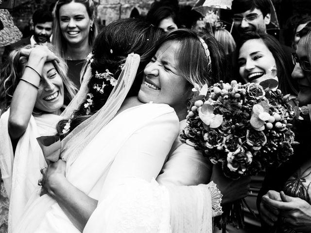 La boda de Carlos y Claudia en Las Fraguas, Cantabria 54