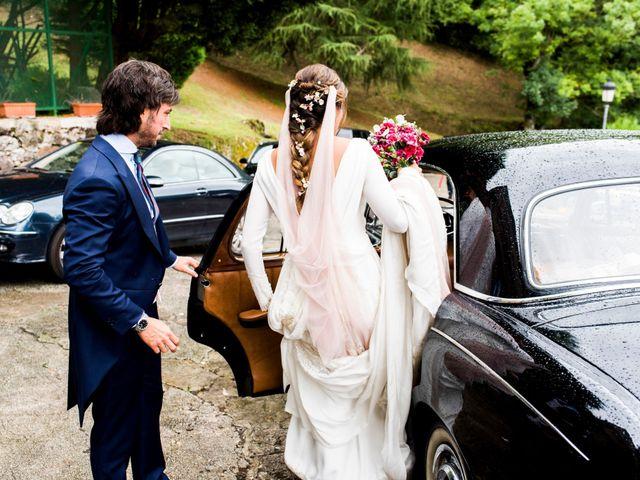 La boda de Carlos y Claudia en Las Fraguas, Cantabria 57