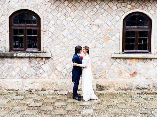 La boda de Carlos y Claudia en Las Fraguas, Cantabria 64
