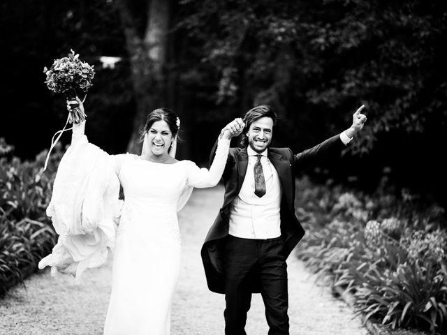 La boda de Carlos y Claudia en Las Fraguas, Cantabria 86