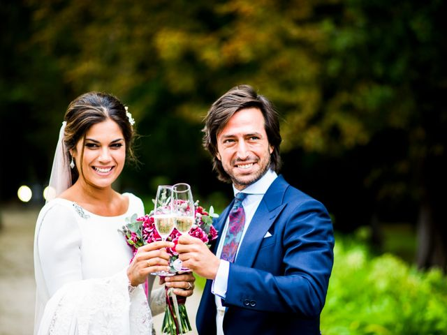 La boda de Carlos y Claudia en Las Fraguas, Cantabria 87
