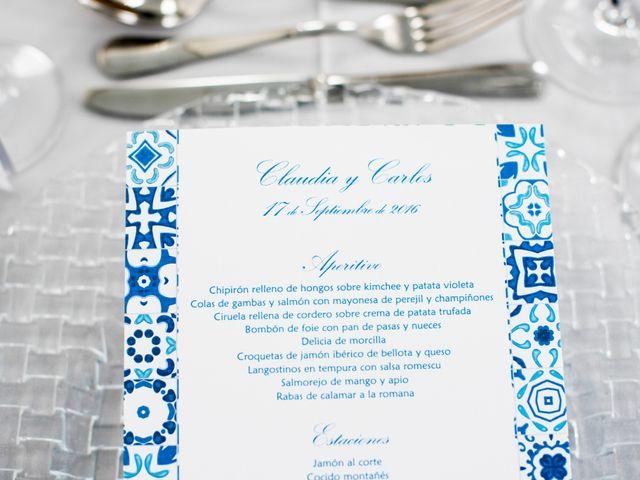 La boda de Carlos y Claudia en Las Fraguas, Cantabria 104