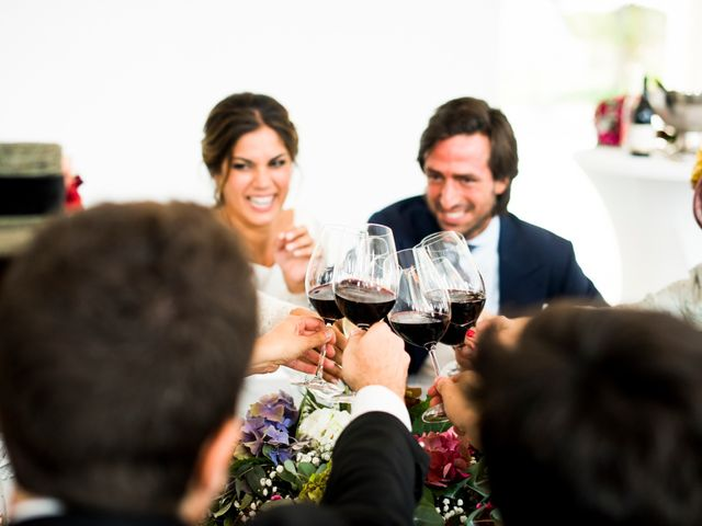 La boda de Carlos y Claudia en Las Fraguas, Cantabria 110
