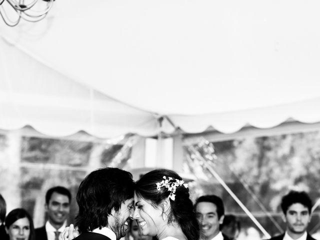 La boda de Carlos y Claudia en Las Fraguas, Cantabria 130