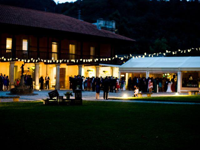 La boda de Carlos y Claudia en Las Fraguas, Cantabria 149