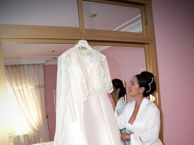 La boda de Alfonso y Paloma en Jarandilla, Cáceres 7
