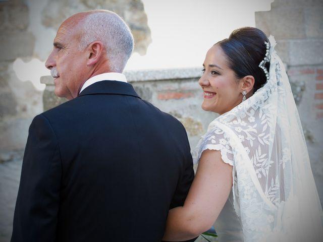 La boda de Alfonso y Paloma en Jarandilla, Cáceres 15