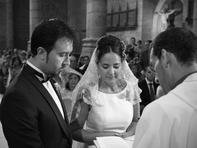 La boda de Alfonso y Paloma en Jarandilla, Cáceres 18