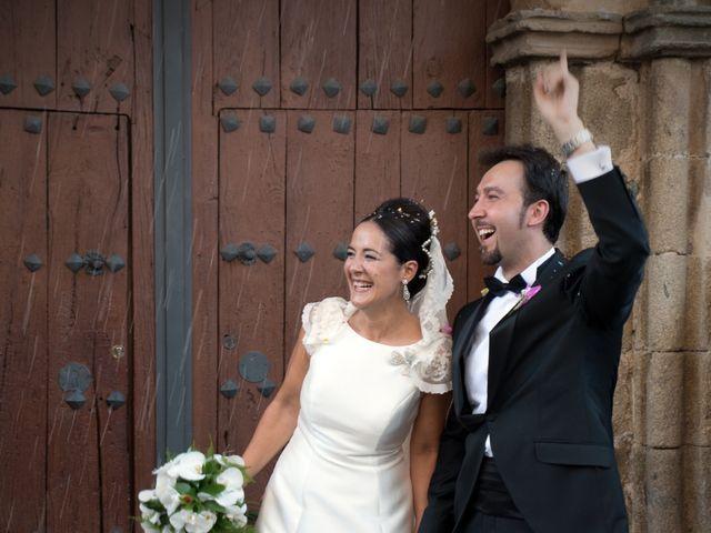 La boda de Alfonso y Paloma en Jarandilla, Cáceres 22