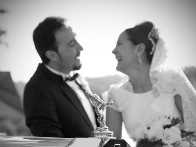 La boda de Alfonso y Paloma en Jarandilla, Cáceres 27