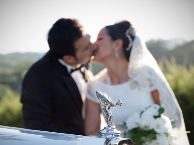 La boda de Alfonso y Paloma en Jarandilla, Cáceres 28