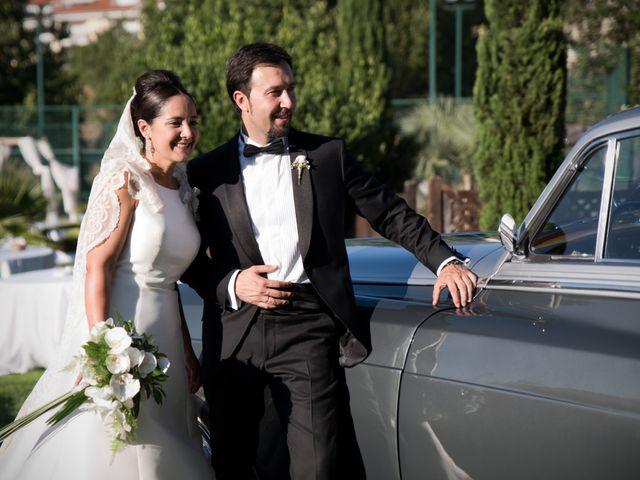 La boda de Alfonso y Paloma en Jarandilla, Cáceres 29