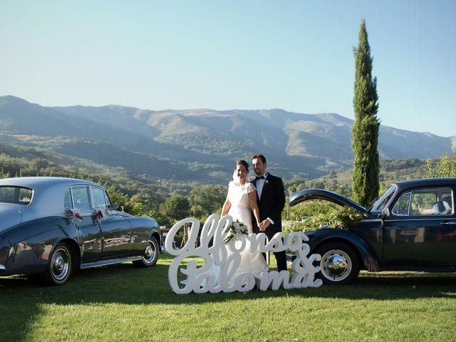 La boda de Alfonso y Paloma en Jarandilla, Cáceres 30