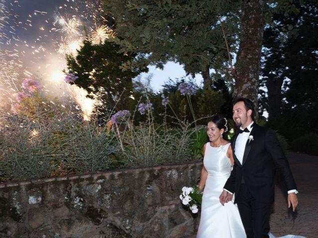 La boda de Alfonso y Paloma en Jarandilla, Cáceres 33