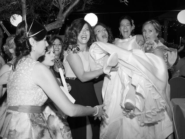 La boda de Alfonso y Paloma en Jarandilla, Cáceres 34