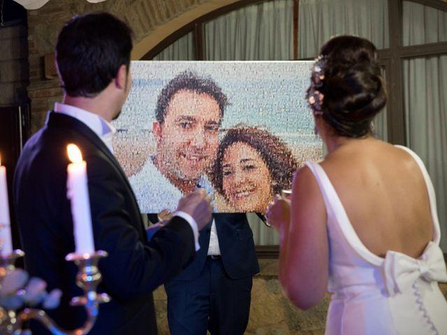 La boda de Alfonso y Paloma en Jarandilla, Cáceres 36