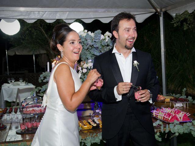 La boda de Alfonso y Paloma en Jarandilla, Cáceres 37