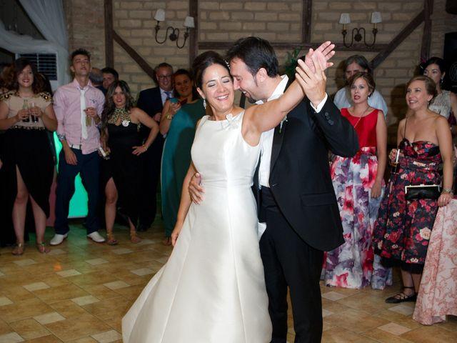 La boda de Alfonso y Paloma en Jarandilla, Cáceres 38
