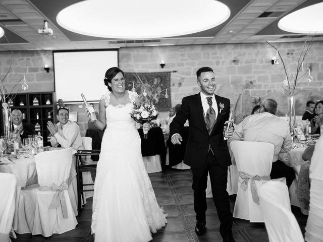 La boda de Mapi y Jorge