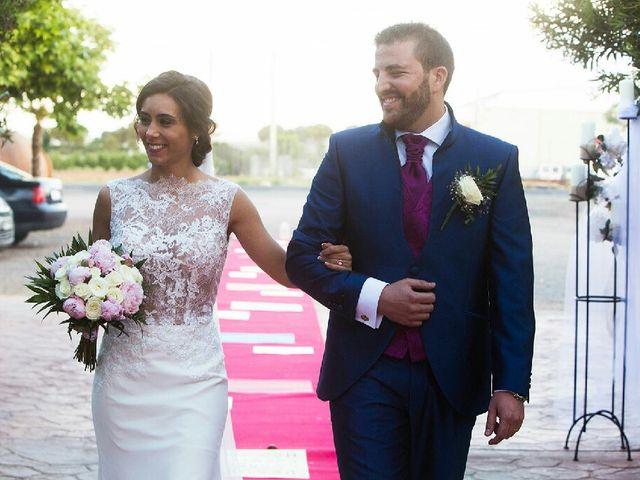 La boda de Alejandro  y María en Santa Maria Del Campo Rus, Cuenca 2
