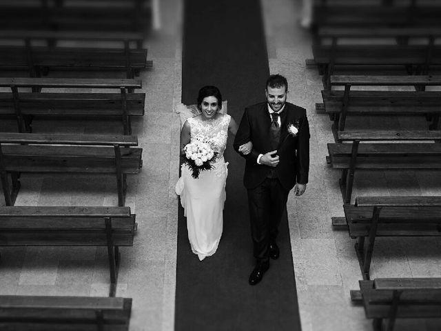 La boda de Alejandro  y María en Santa Maria Del Campo Rus, Cuenca 5