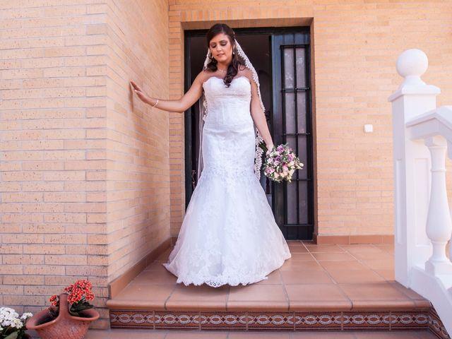 La boda de Alejandro y Eva María en Utrera, Sevilla 5