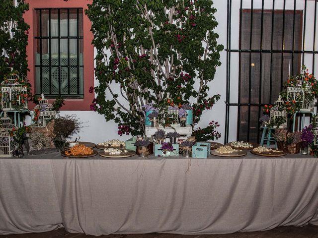 La boda de Alejandro y Eva María en Utrera, Sevilla 10
