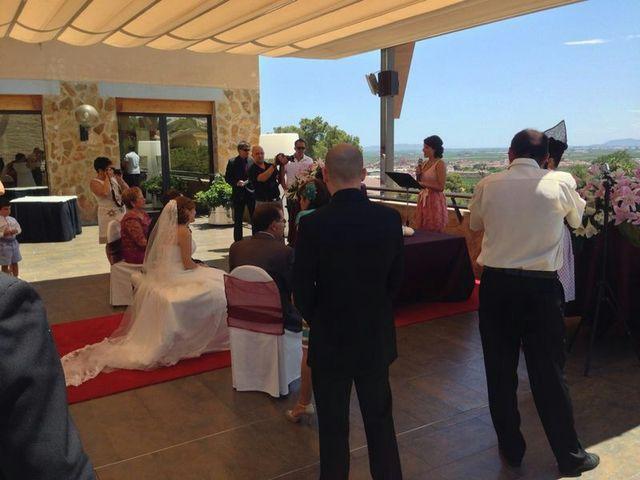 La boda de Jose y Alicia en Alginet, Valencia 6