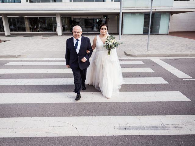 La boda de Harri y Fabiana en Mataró, Barcelona 26