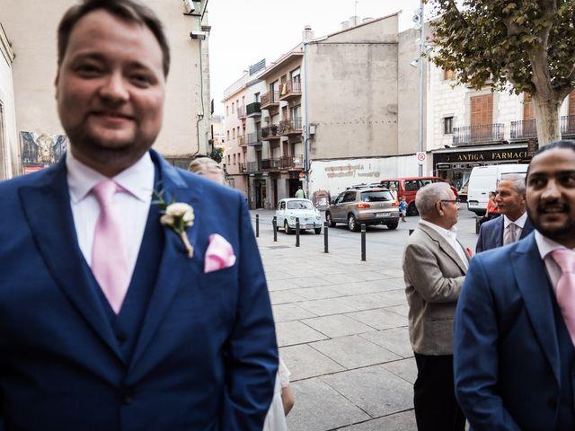 La boda de Harri y Fabiana en Mataró, Barcelona 30