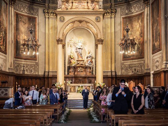La boda de Harri y Fabiana en Mataró, Barcelona 31