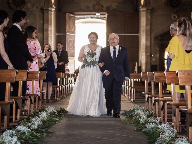 La boda de Harri y Fabiana en Mataró, Barcelona 32
