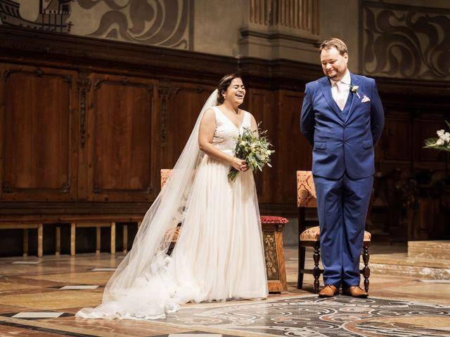 La boda de Harri y Fabiana en Mataró, Barcelona 34