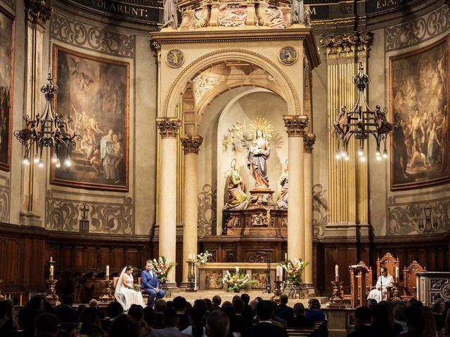 La boda de Harri y Fabiana en Mataró, Barcelona 37